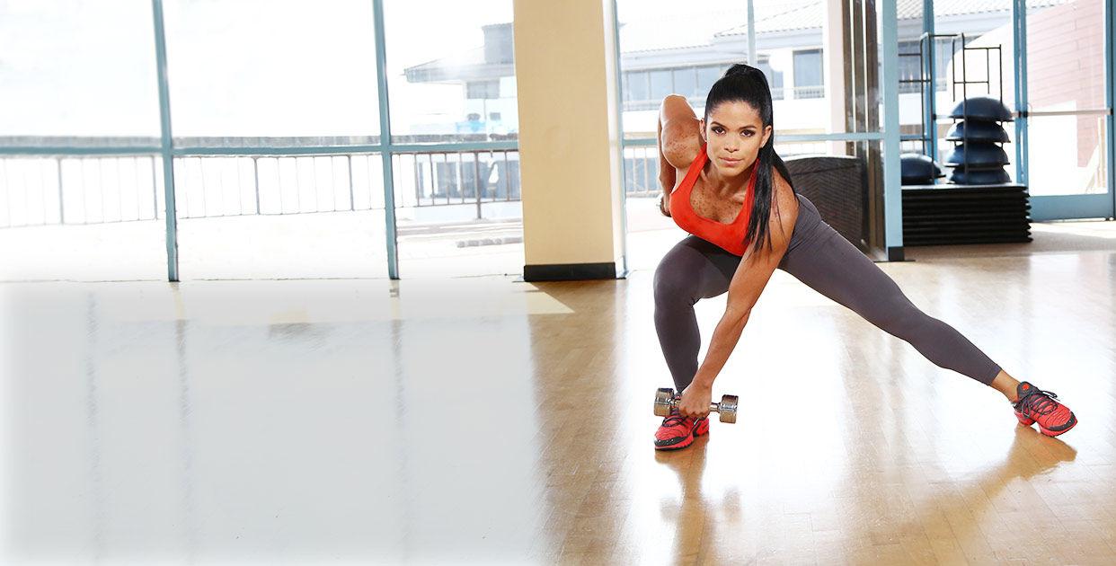 Michelle Lewin Workout Plans | Fitplan